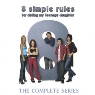 8 Simple Rules: The Complete Series DVD Box Set