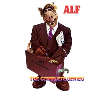 ALF: The Complete 4 Seasons DVD Collection