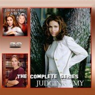 Judging Amy: The Complete TV Series DVD Box Set
