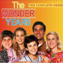 The Wonder Years: The Complete 6 Seasons DVD Box Set