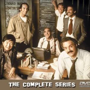 Barney Miller: The Complete Series DVD Box Set