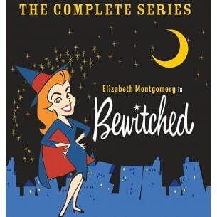 Bewitched: The Complete Series (33 Discs)