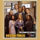 Boston Public: The Complete Series DVD Collection