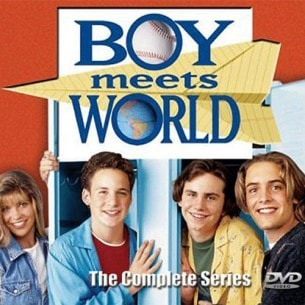 Boy Meets World: The Complete Series DVD Box Set