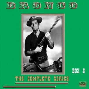 Bronco The Complete Series DVD Box Set