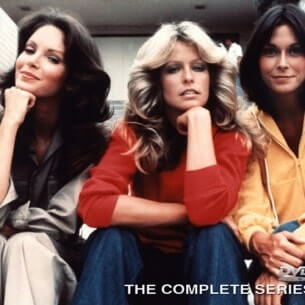 Charlie's Angels: The Complete Series on DVD