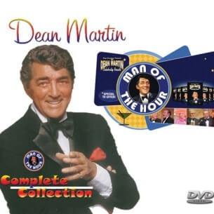 Dean Martin: Celebrity Roasts DvD Box Set
