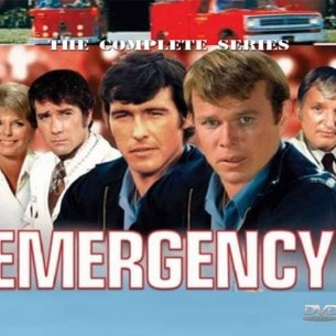 Emergency! The Complete Series DVD Box Set