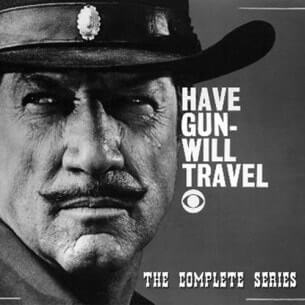 Have Gun - Will Travel: The Complete Series on DVD