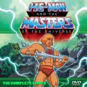 He-Man: The Complete Series DVD Box Set