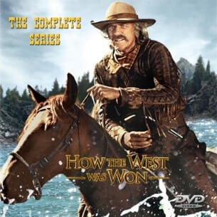 How the West was Won: The Complete Series DVD Box Set