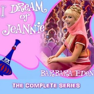 I Dream of Jeannie: The Complete Series DVD Collection