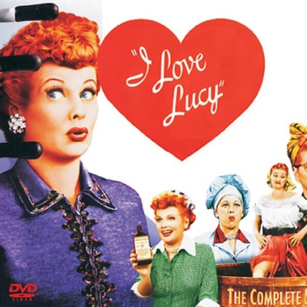 I love Lucy box set complete series buy DVD collection