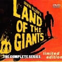 Land Of The Giants: The Complete Series DvD Box Set