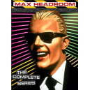 Max Headroom: Dvd Box Set Complete two seasons