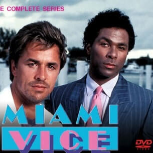 Miami Vice: The Complete Series DVD Box Set