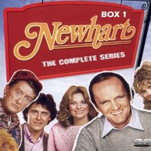 Newhart: The Complete Series DVD Box Set