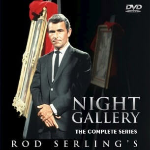 Night Gallery: The Complete Series DVD Box Set