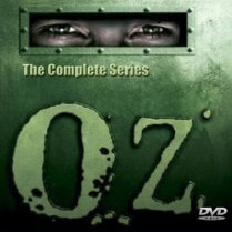 Oz: The Complete Series DVD Box Set