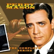 Perry Mason: The Complete Series DVD Box Set Collectors Edition