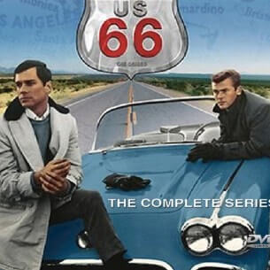 Route 66: The Complete Series DVD Box Set