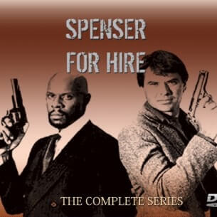 Spenser For Hire: The Complete Series DVD Box Set