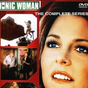 The Bionic Woman: Complete Series DVD Box Set