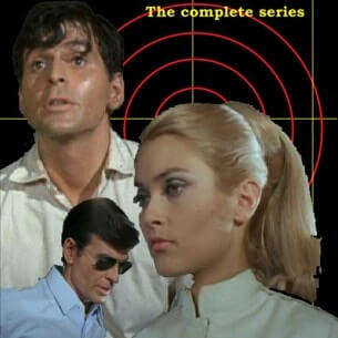 The Champions: The Complete Series DVD Box Set