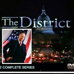 The District: The Complete Series DvD Box Set