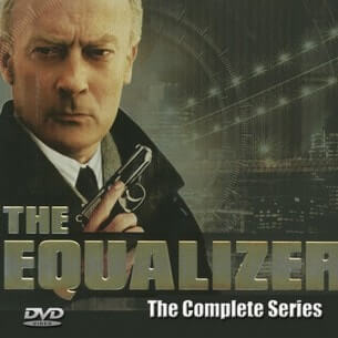 The Equalizer: The Complete Series DVD Box Set
