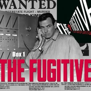 The Fugitive: The Most Wanted Edition Complete Series