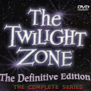 The Twilight Zone: The Complete Series DVD Box Set