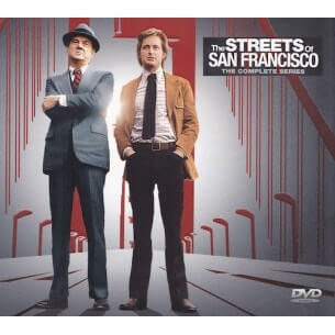 The Streets of San Francisco dvd box Set