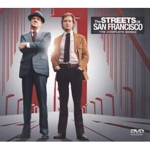 The Streets of San Francisco dvd box Set