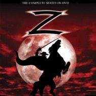 Zorro The Complete Series DVD Box Set